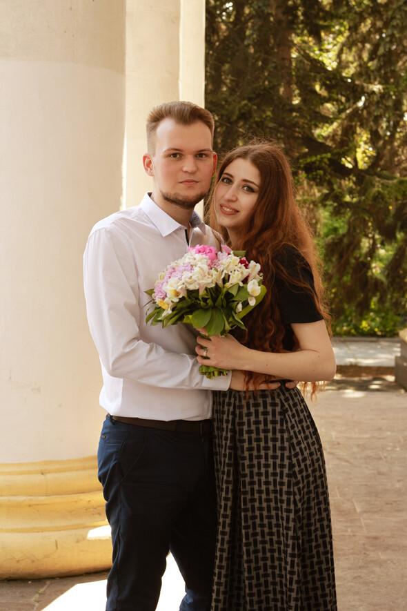 Love story на ВДНХ - фото №23