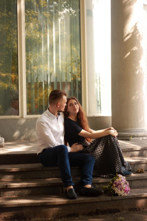 Love story на ВДНХ - фото №13