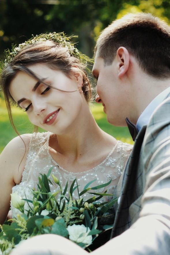 Свадьба в последний день лета - фото №6