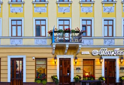 Гостинично-ресторанный комплекс «AllureInn» - место для фотосессии в Черновцах - портфолио 6