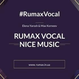 RUMAX VOCAL