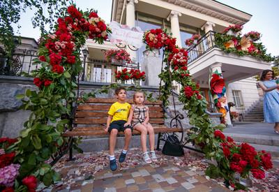 Ресторан Прага - место для фотосессии в Киеве - портфолио 5