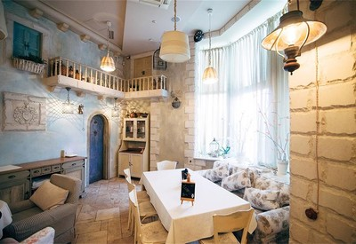 Гастрокафе «Тарелка» - место для фотосессии в Киеве - портфолио 4