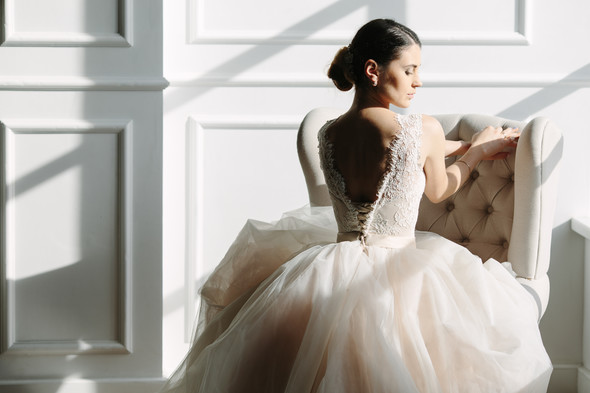 Wedding lovestory, Лиза и Максим - фото №3