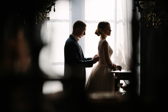 Wedding lovestory, Лиза и Максим - фото №9