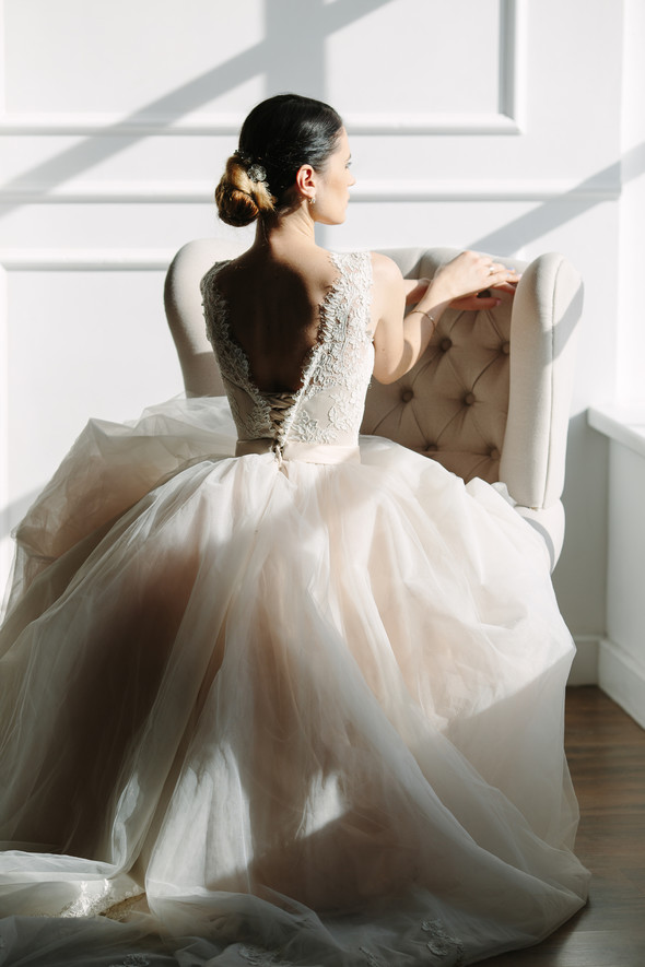 Wedding lovestory, Лиза и Максим - фото №1