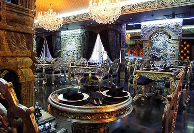 Ресторан Sutra - место для фотосессии в Киеве - портфолио 4