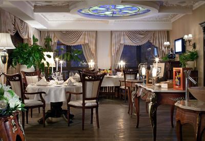 Ресторан Leo - место для фотосессии в Киеве - портфолио 6