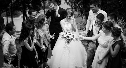 Скидка на свадебную съемку