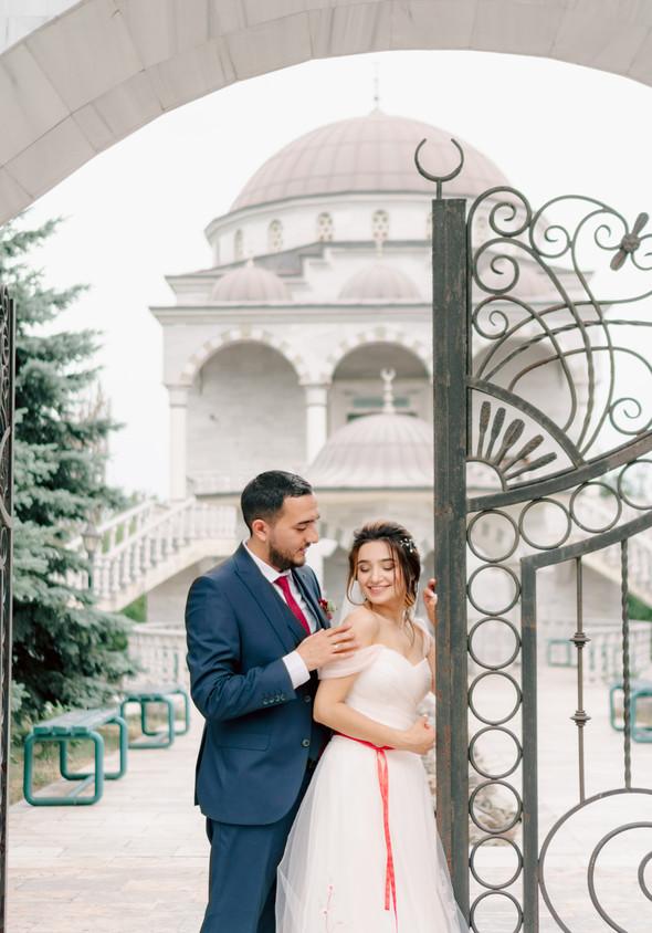 Love Me Tender: свадьба с этно-мотивами - фото №66