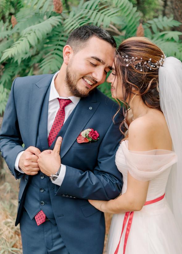 Love Me Tender: свадьба с этно-мотивами - фото №42