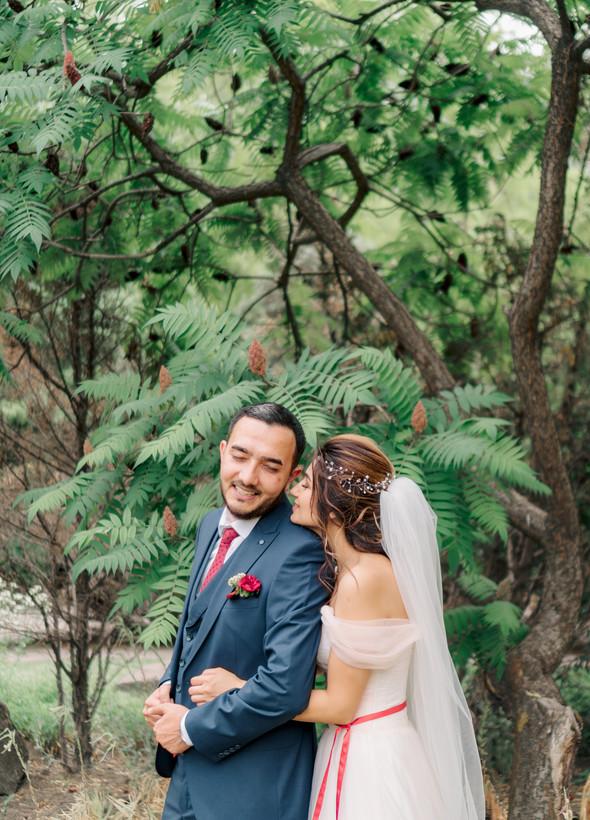 Love Me Tender: свадьба с этно-мотивами - фото №41