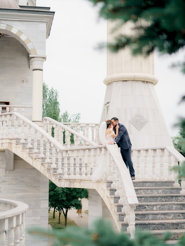 Love Me Tender: свадьба с этно-мотивами - фото №64