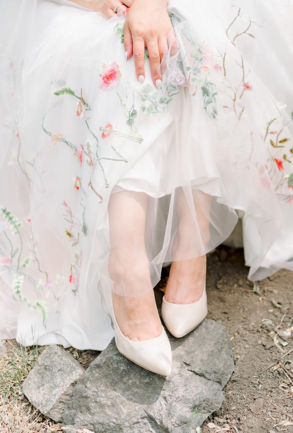 Love Me Tender: свадьба с этно-мотивами - фото №34