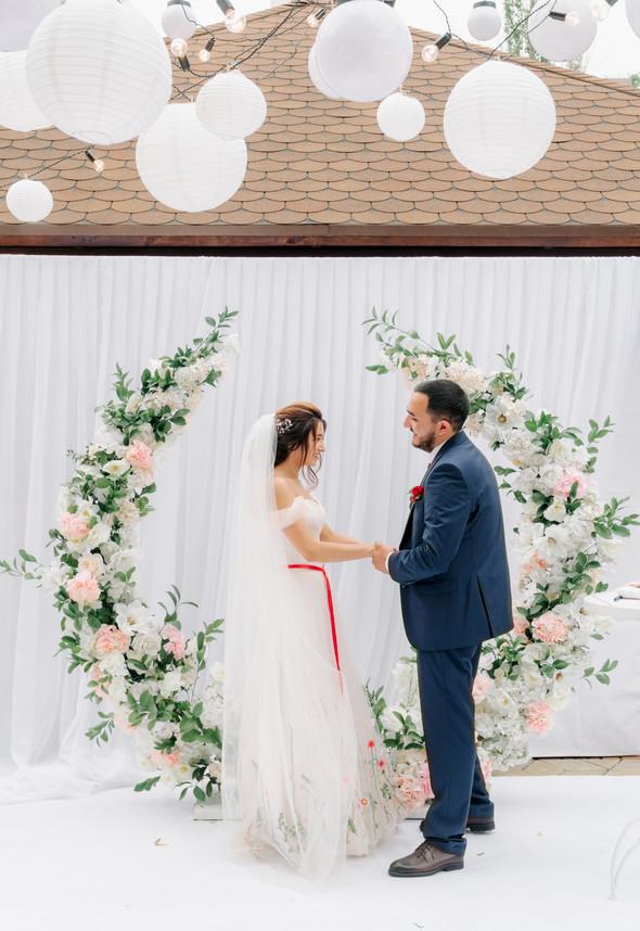Love Me Tender: свадьба с этно-мотивами - фото №61