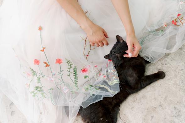 Love Me Tender: свадьба с этно-мотивами - фото №25