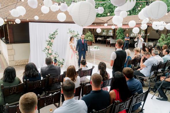 Love Me Tender: свадьба с этно-мотивами - фото №60