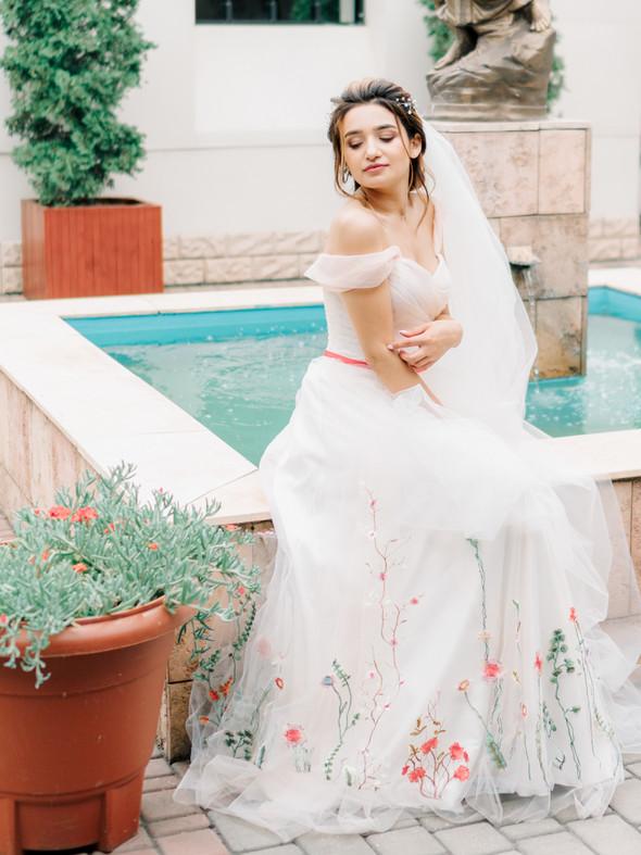 Love Me Tender: свадьба с этно-мотивами - фото №54
