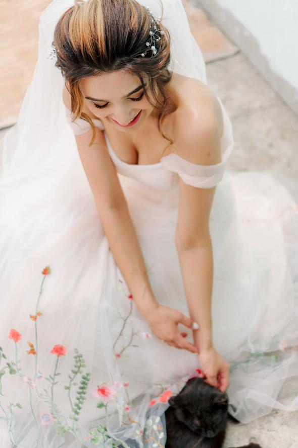 Love Me Tender: свадьба с этно-мотивами - фото №26