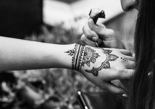 Love Me Tender: свадьба с этно-мотивами - фото №72