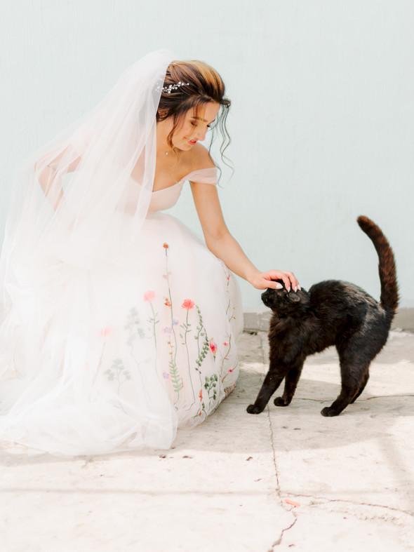 Love Me Tender: свадьба с этно-мотивами - фото №24