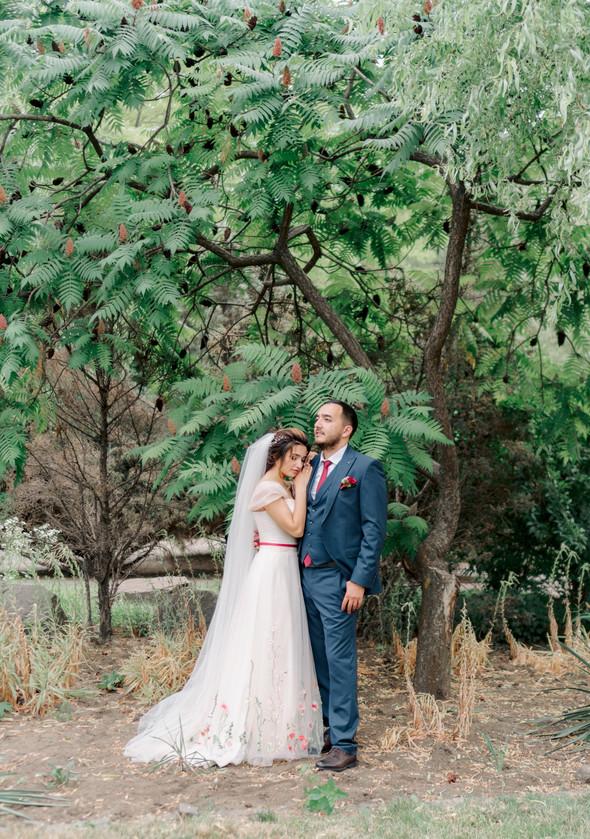 Love Me Tender: свадьба с этно-мотивами - фото №40
