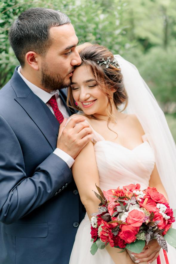 Love Me Tender: свадьба с этно-мотивами - фото №28
