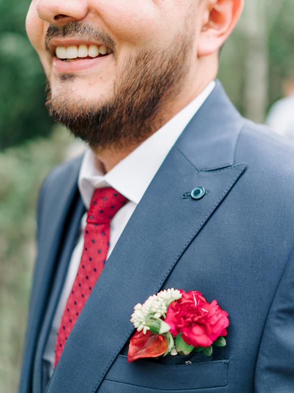 Love Me Tender: свадьба с этно-мотивами - фото №38