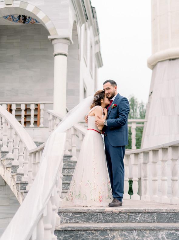 Love Me Tender: свадьба с этно-мотивами - фото №65