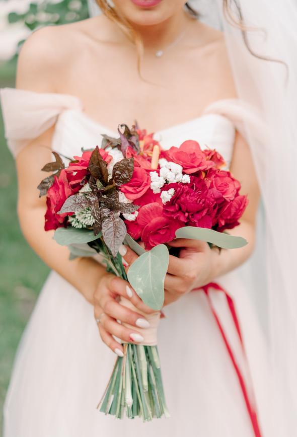 Love Me Tender: свадьба с этно-мотивами - фото №31