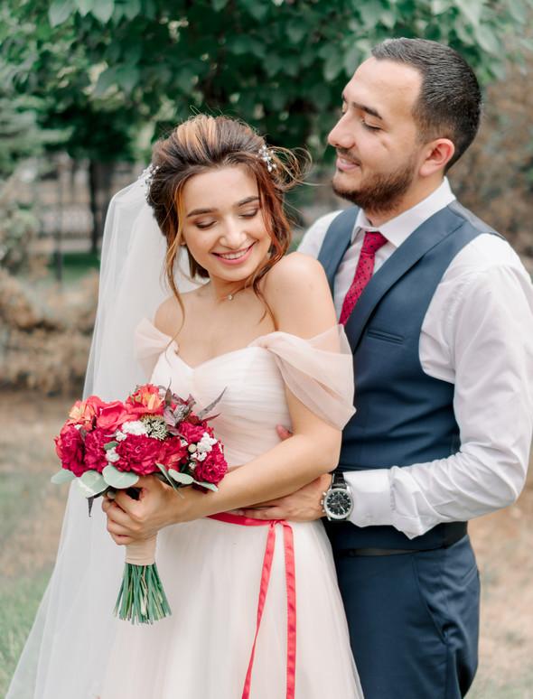 Love Me Tender: свадьба с этно-мотивами - фото №46