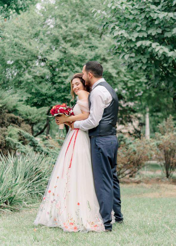 Love Me Tender: свадьба с этно-мотивами - фото №44