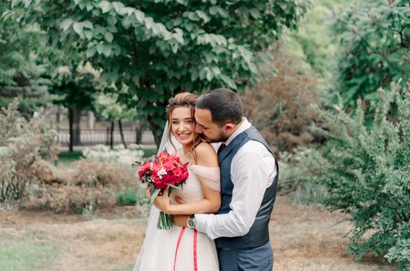 Love Me Tender: свадьба с этно-мотивами - фото №47