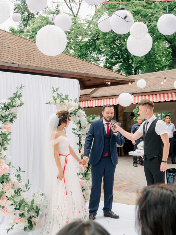 Love Me Tender: свадьба с этно-мотивами - фото №59