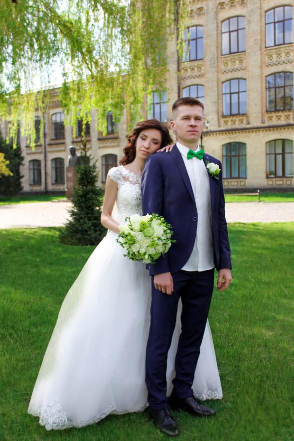 Юлия + Денис #элегантный подход - фото №12