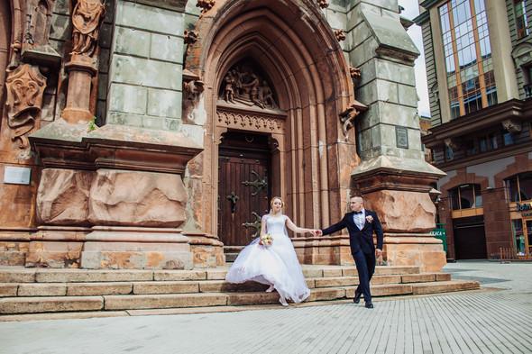 Катюша и Ярослав #свадьба чемпионов - фото №12