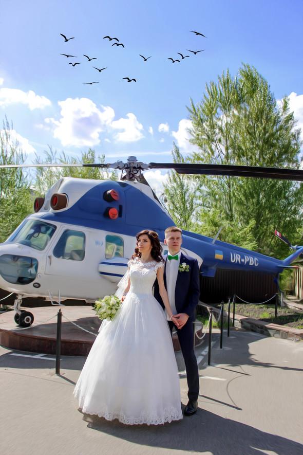 Юлия + Денис #элегантный подход - фото №3