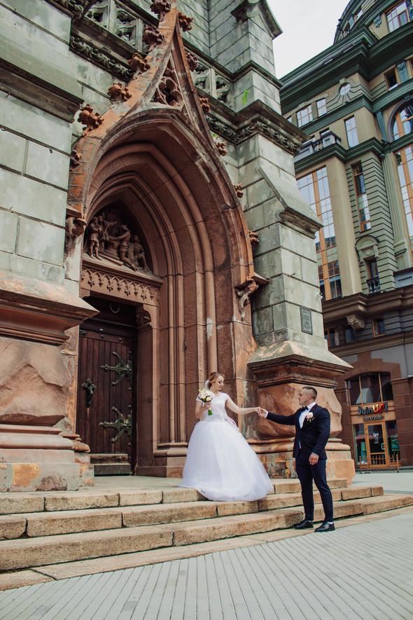 Катюша и Ярослав #свадьба чемпионов - фото №16