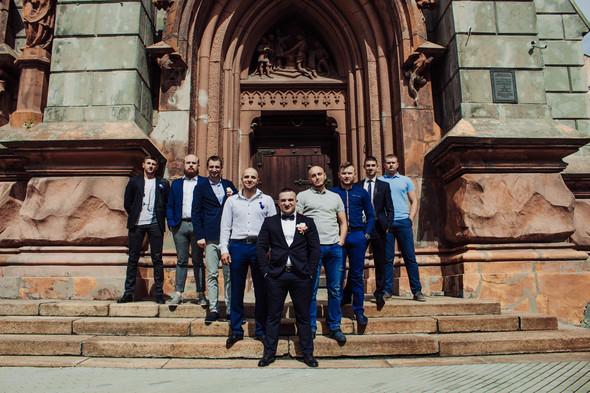 Катюша и Ярослав #свадьба чемпионов - фото №3