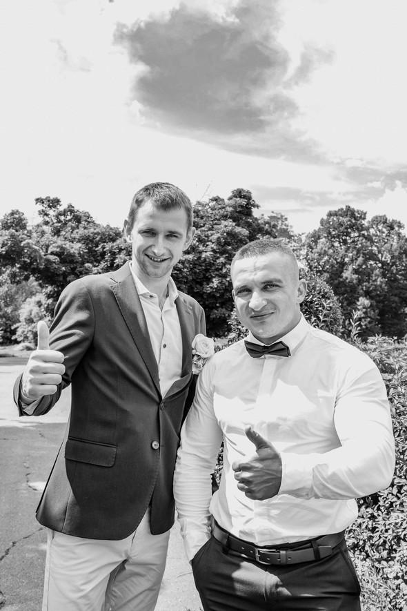 Катюша и Ярослав #свадьба чемпионов - фото №26