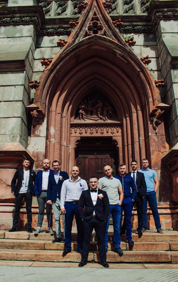 Катюша и Ярослав #свадьба чемпионов - фото №15