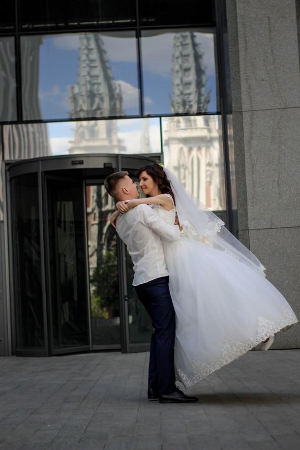 Юлия + Денис #элегантный подход - фото №23