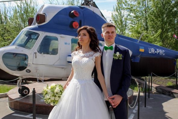Юлия + Денис #элегантный подход - фото №16