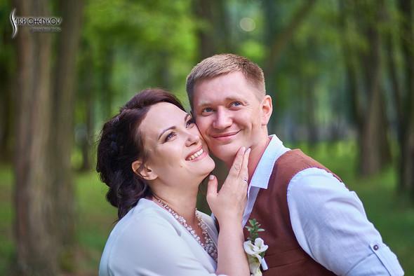Свадебные фото в Сухолучье, Киевское море и сьемка в поле  - фото №28