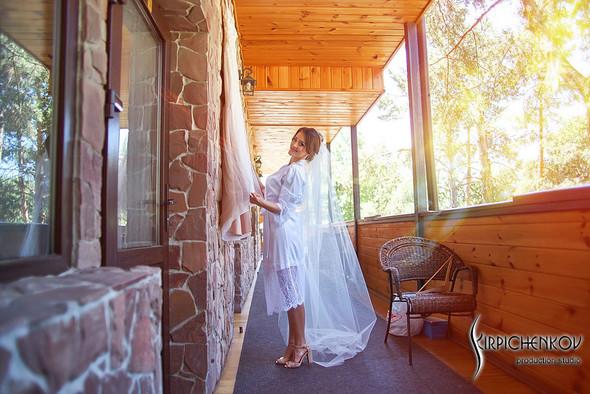 Свадебные фото на территории Соби Клаб, выездная церемония - фото №21