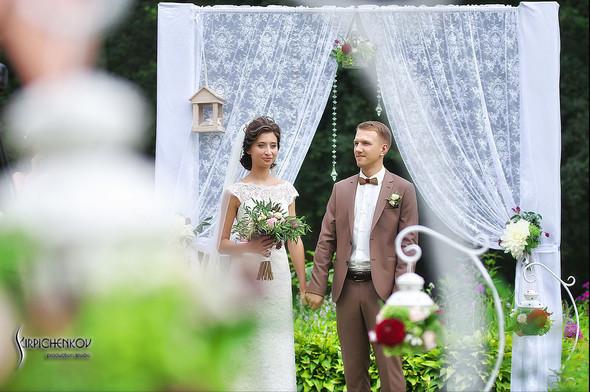 Свадебные фото в яблочном саду, г. Чернигов - фото №53