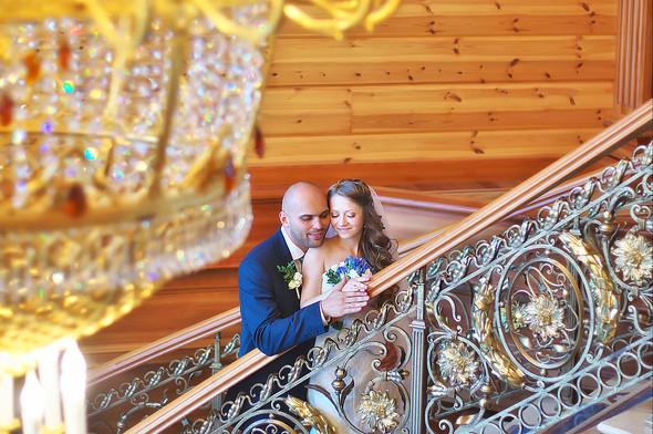 Свадебная фотосьемка в Межигорье - фото №2