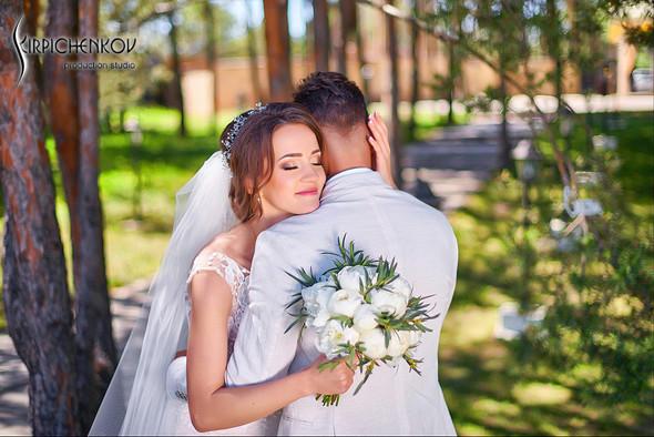 Свадебные фото на территории Соби Клаб, выездная церемония - фото №65