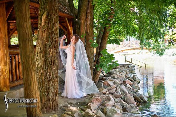 Свадебные фото на территории Соби Клаб, выездная церемония - фото №31