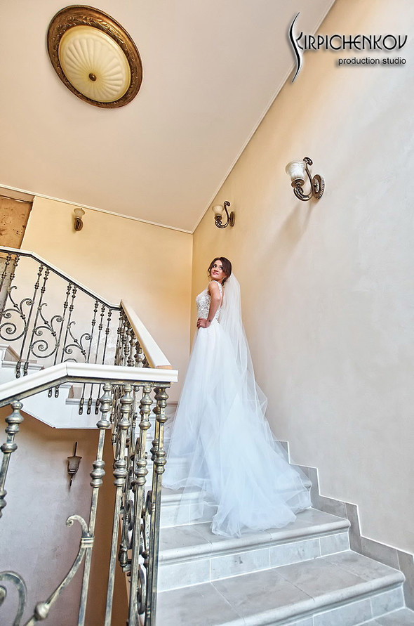 Свадебные фото на территории Соби Клаб, выездная церемония - фото №47